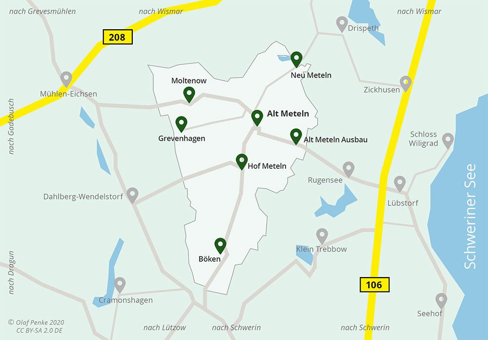 Gemeinde Alt Meteln