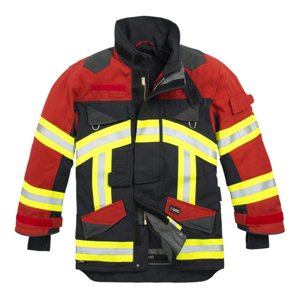 Neue Jacke Einsatzuniform